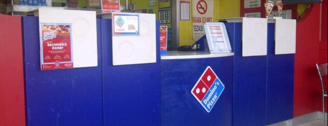 Domino's Pizza is one of Edirne.