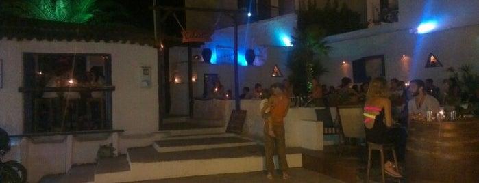 La Costa is one of Skopelos.