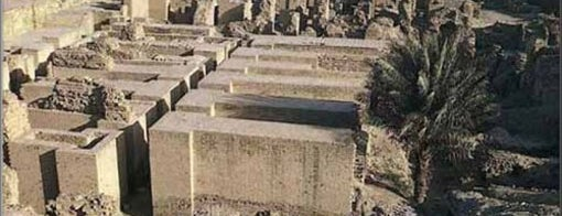 Hanging Gardens of Babylon is one of World Heritage Sites List.