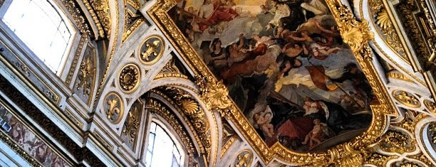 Chiesa di San Luigi dei Francesi is one of #invasionidigitali 2013.