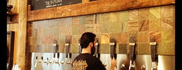 Societe Brewing Company is one of Craft Beer Hot Spots in San Diego.