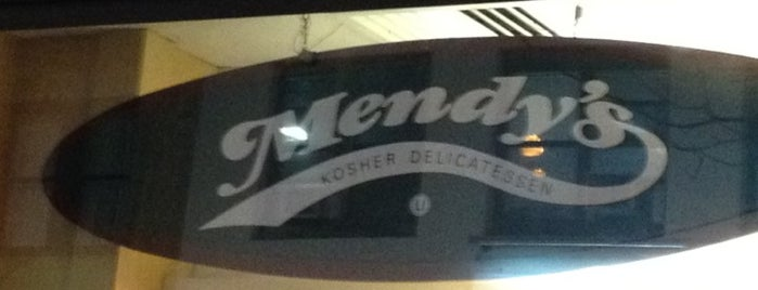 Mendy's - Rockefeller Center is one of NYC.