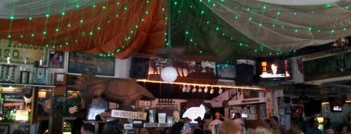 The Green Parrot is one of Key West Essentials.