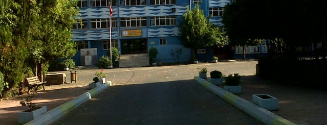 Behçet Kemal Çağlar Anadolu Lisesi is one of Orte, die Uğur gefallen.