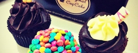 The Original Cupcake is one of Orte, die Carla gefallen.