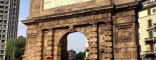 Porta Romana is one of Milão, Itália.