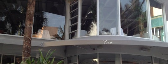 Yuca Restaurant is one of Locais curtidos por Lara.