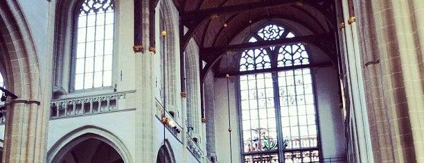 De Nieuwe Kerk is one of Amsterdam.