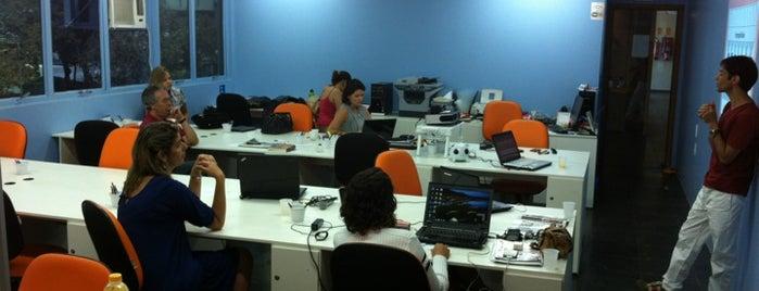 Espaço MULTIPLICIDADE de Coworking is one of Espaços de Coworking.