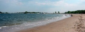 Orchard Beach is one of The Ultimate NYC Beach Guide.