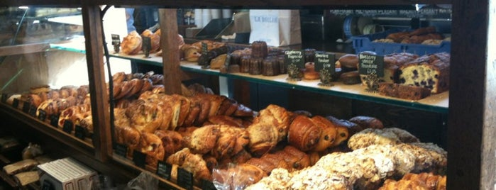 La Boulangerie de San Francisco is one of brunch & cafes.
