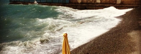 Пляж Ripario is one of Locais curtidos por Max.