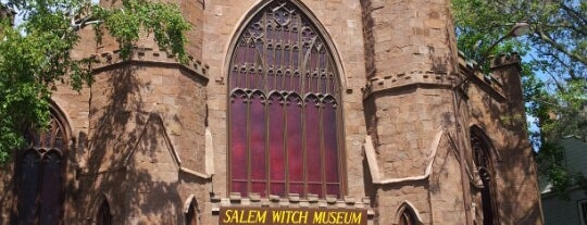 Salem Witch Museum is one of Maine Trip To Do.