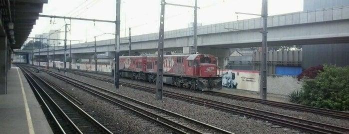 Estação Domingos de Moraes (CPTM) is one of CPTM.