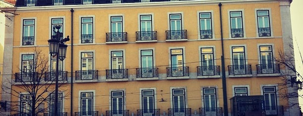 Bairro Alto Hotel is one of Lisbon.
