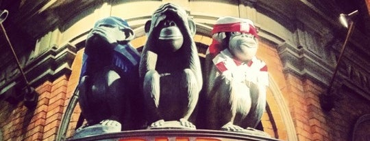 3 Wise Monkeys is one of To do: Sydney.