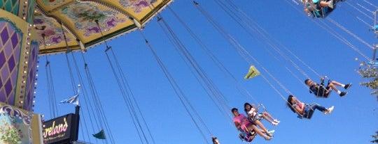 Adventureland Amusement Park is one of NYC SUMMER 19.