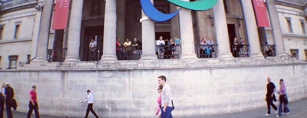 หอศิลป์แห่งชาติ is one of London Map.