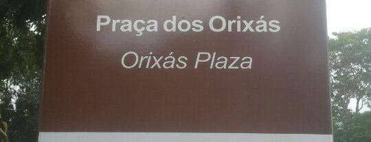 Praça dos Orixás is one of Posti che sono piaciuti a Rogerio.