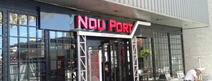 Restaurante Nou Port is one of Comer en Sevilla.