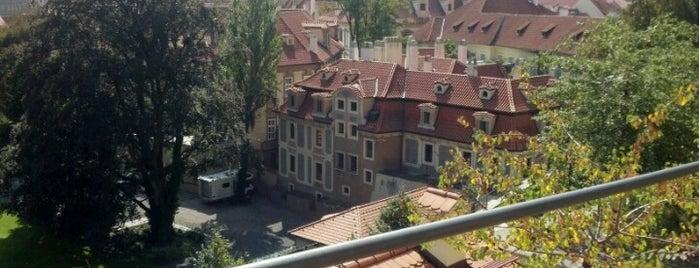Fürstenberská zahrada | Furstenberg Garden is one of Navštiv 200 nejlepších míst v Praze.