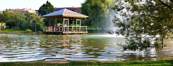 Parque Yamaguchi is one of Tempat yang Disimpan Javier.