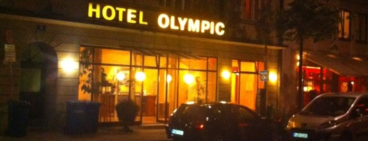 Hotel Olympic is one of Louis Vuitton in Munich.