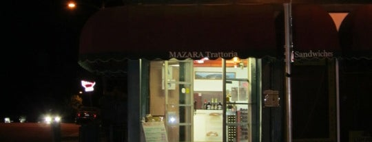 Mazara Pizza & Italian Deli is one of Favorite Haunts Insane Diego.