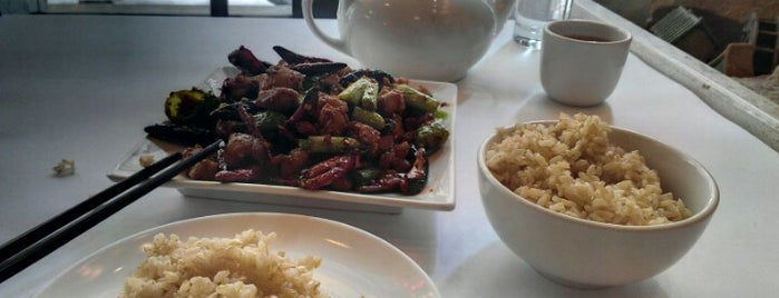 Lan Sheng Szechuan Restaurant 草堂小餐 is one of NYC Restaurants: To Go Pt. 2.