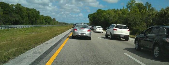 Interstate 95 is one of Orte, die Bayana gefallen.