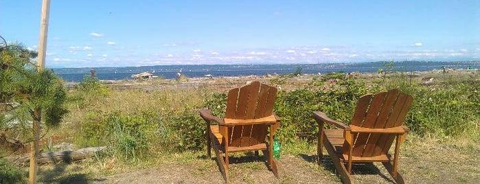 Fay Bainbridge Park is one of Camping/Hiking in Western Washington.