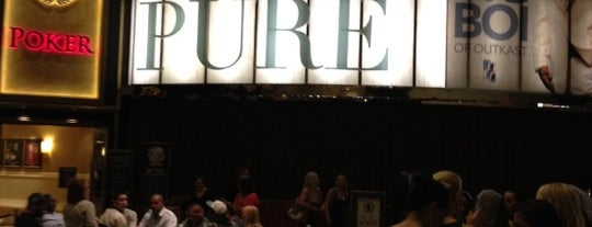 PURE Nightclub is one of 101 places to see in Las Vegas before your die.