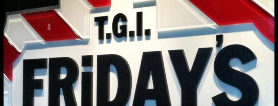 TGI Fridays is one of Lugares favoritos de Mike.