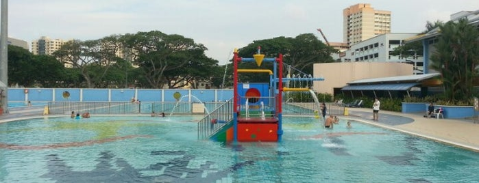 Geylang East Swimming Complex is one of Lugares favoritos de Ian.