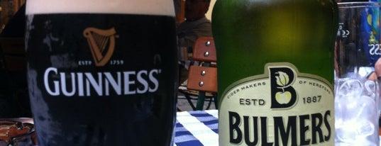 Kilians Irish Pub is one of Immer wieder gut speisen.