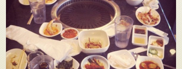 OO-KOOK Korean BBQ is one of Los Angeles to do.