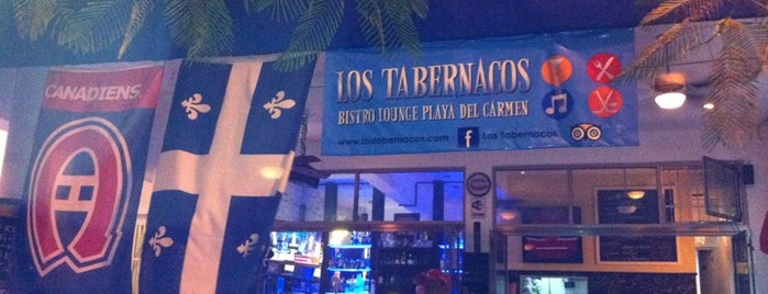 Los Tabernacos Sports Bar is one of karla 님이 저장한 장소.