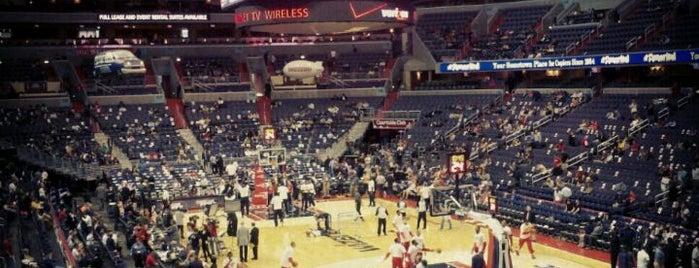 Capital One Arena is one of Washington Post WaPro.