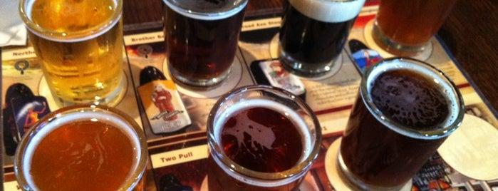 Granite City Food & Brewery is one of Minnesota Breweries and Brewpubs.