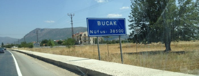Bucak is one of Gizem.