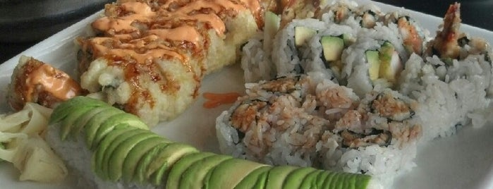 Sakana Sushi Lounge is one of Guide to Ferndale's best spots.