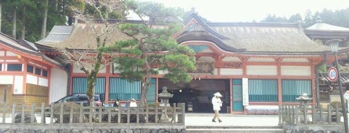 苅萱堂 is one of World heritage - KOYASAN.