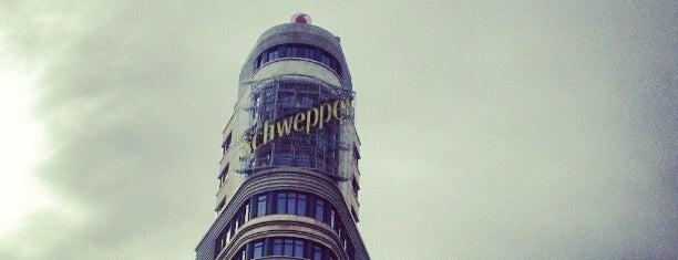 ปลาซาเดลกาเยา is one of The Best Of Madrid.