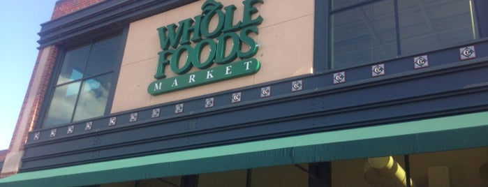 Whole Foods Market is one of Jared's Liked Places.