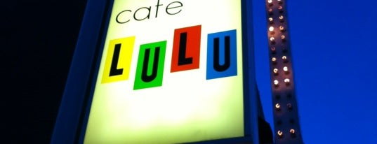 Lulu Cafe is one of Restaurants/Bars to try.