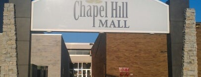 Chapel Hill Mall is one of al's Liked Places.