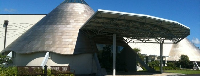 'Imiloa Astronomy Center is one of Hilo.