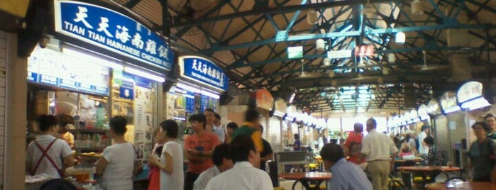 Maxwell Food Centre is one of Singapore/シンガポール.