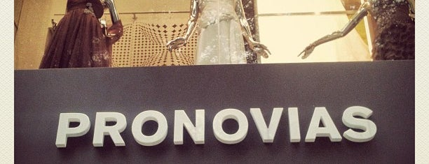 Pronovias is one of Vestidos.