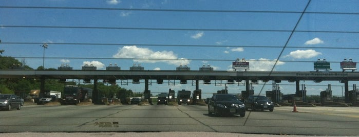 NJ Turnpike Toll Plaza is one of Tempat yang Disukai Sunjay.